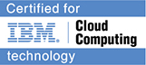 Certified for IBM Cloud Computing Technology